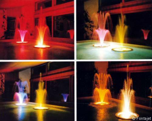 Fontaine sur flotteur-Fontajet