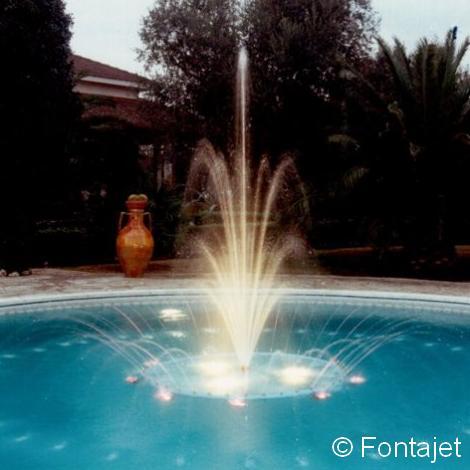 fontaines fontajet fontaines lumineuses et jets d 39 eau. Black Bedroom Furniture Sets. Home Design Ideas